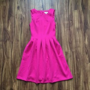 Pink midi dress - Calvin Klein size 2